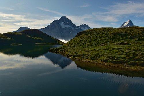bachalpsee  bergsee  calendar image