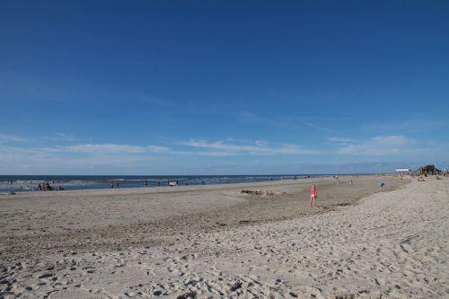 back light beach sand beach