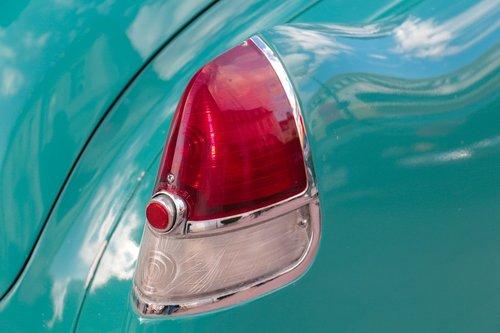 back light  auto  oldtimer