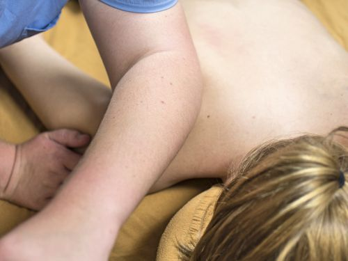 back massage deep tissue massage back pain