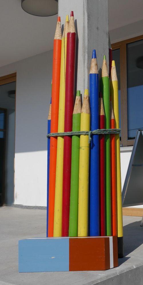 back to school carpenter pencils