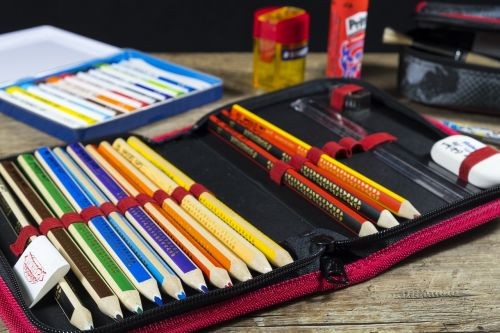 back to school school pencil cases
