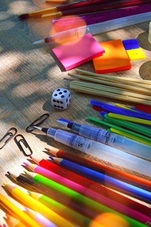 back-to-school  school  crayon