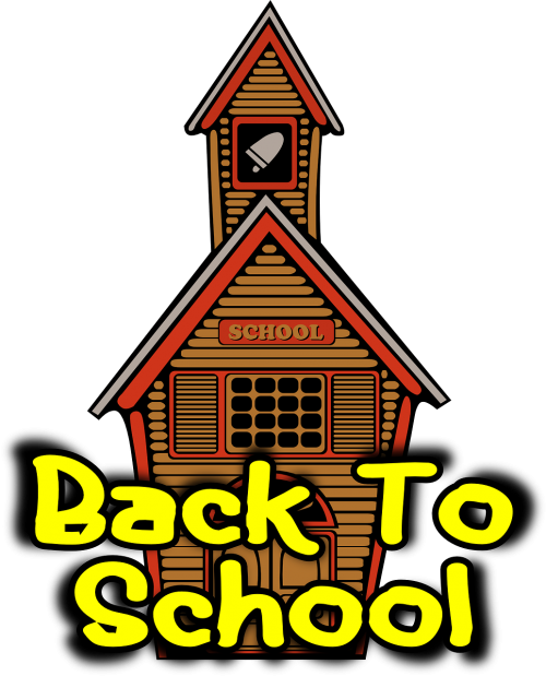 back to school school back