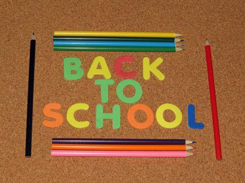 back to school learning school