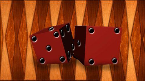 backgammon cube play