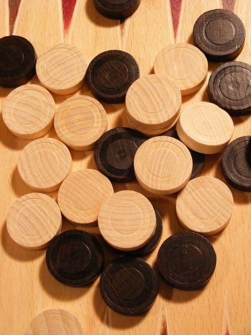 backgammon black board