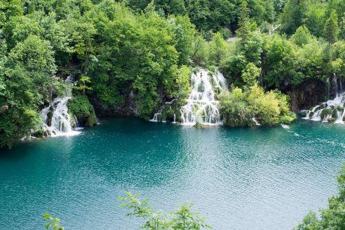 background water croatia