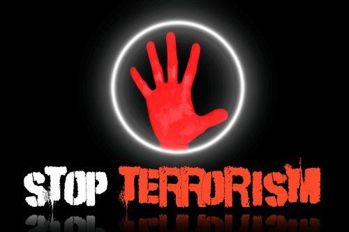background terrorism extremism