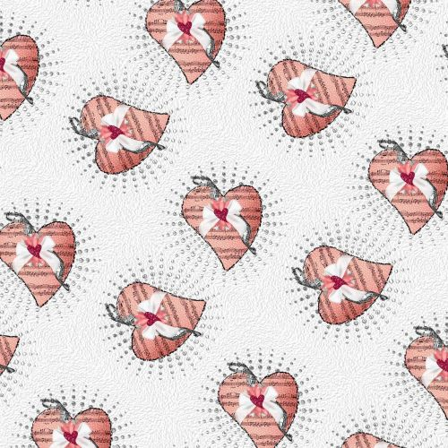background love heart