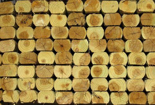 cross ties wood landscaping