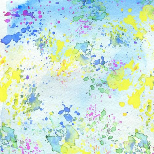 background colorful watercolor