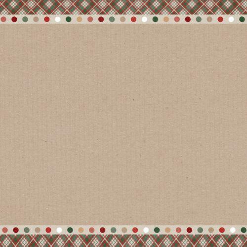 background polka dot square