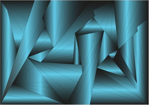 background polygonal triangles