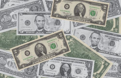 background money dollar