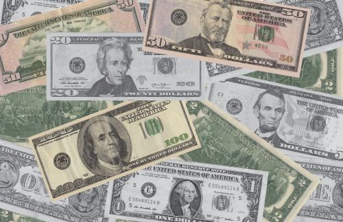background currency cash