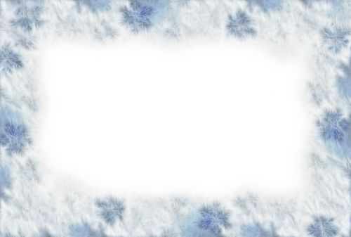 background blue white
