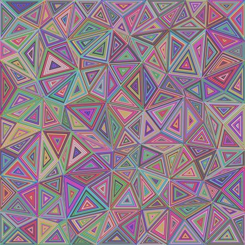 background mosaic pattern
