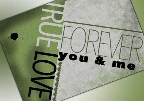 background love forever