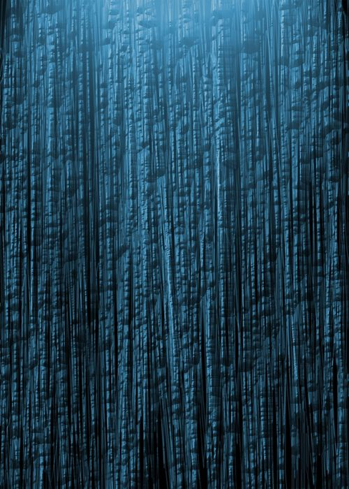 background structure blue