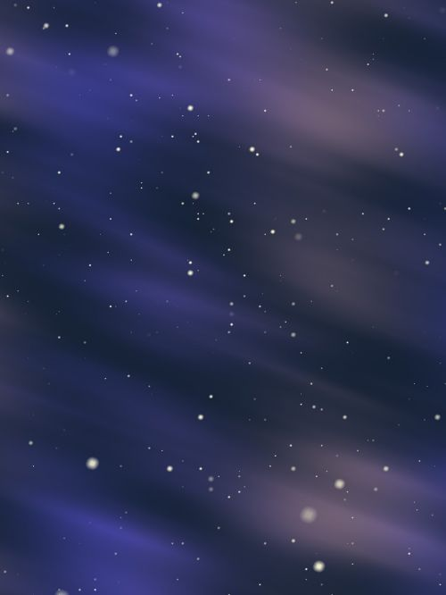 background sky stars
