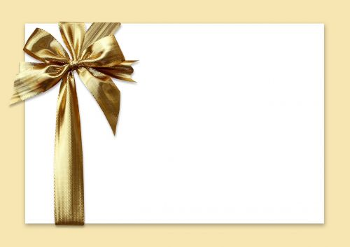 background gift voucher coupon