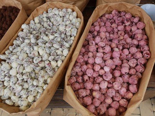 background  pistachios  goodies