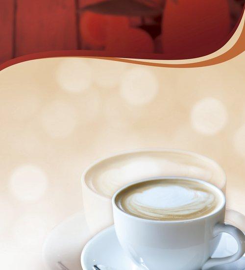 background  menu  coffee