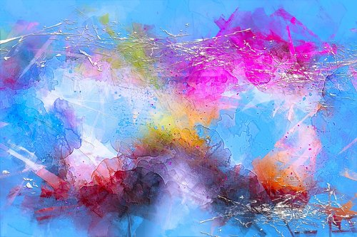 background  art  abstract