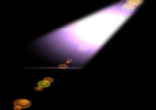 fonas, prožektorius, šviesa, spinduliai, nuotaika, atgal šviesa, saulės šviesa, keista, objektyvo židinys