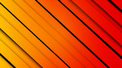 background red yellow