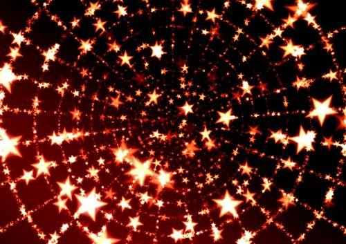background pattern star