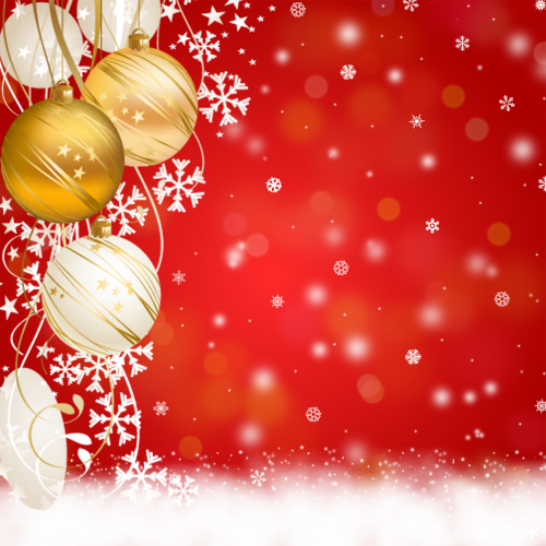 background christmas,ornaments,congratulation,merry christmas,red background,ball,parties,merry christmas card