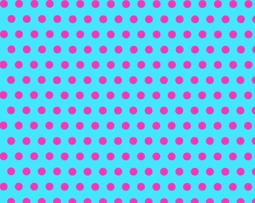 background polka dot color abstract