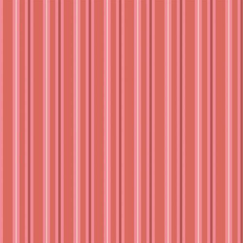 Background Scrapbook Pink Stripes