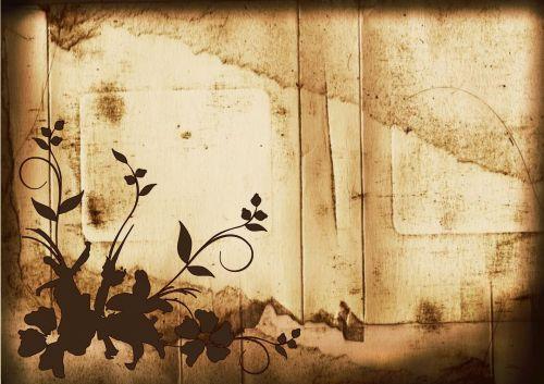 Background Vintage Parchment Paper