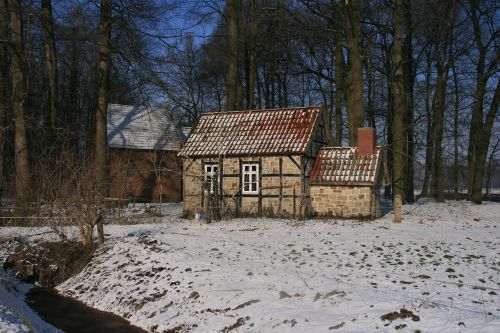backhaus winter snow