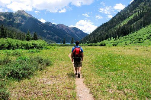 backpacking mountains colorado
