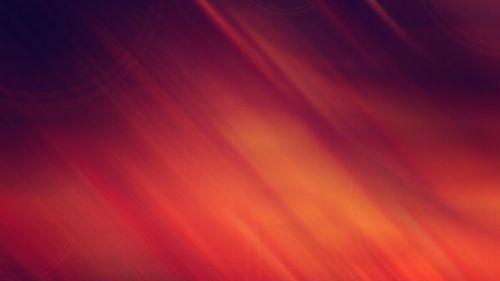 backround red aura