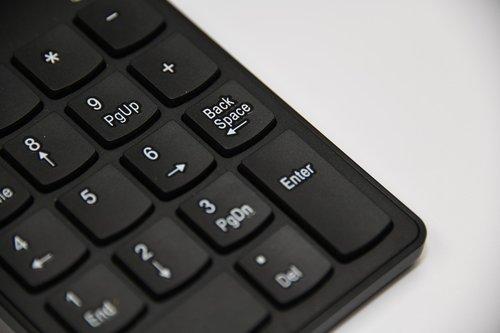 backspace  keyboard  office