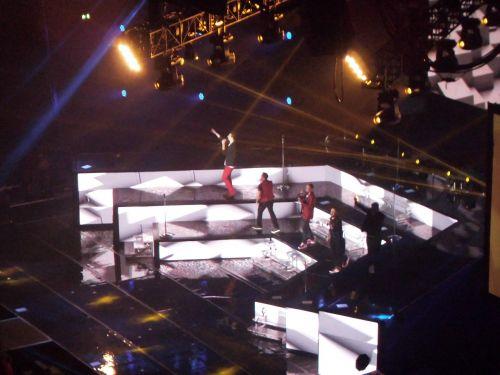 backstreet boys concert music