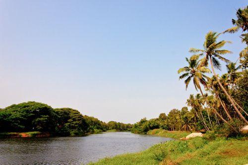 backwaters india kerala