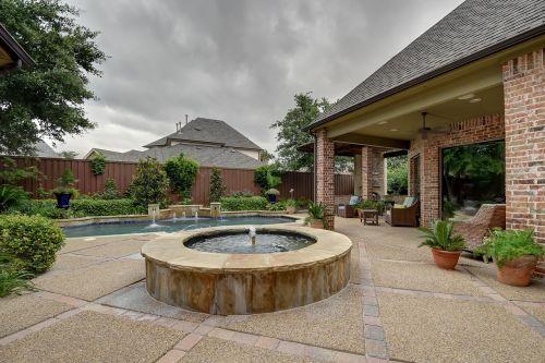 backyard pool backyard pool