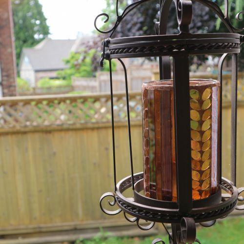 Backyard Lantern
