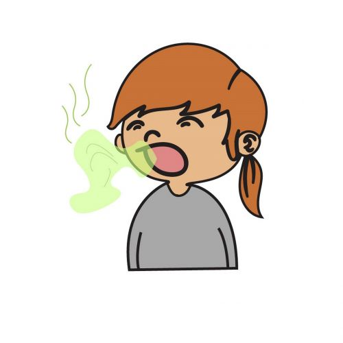 bad breath dental breath