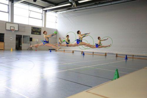 baden championships dance gymnastics dig tsv