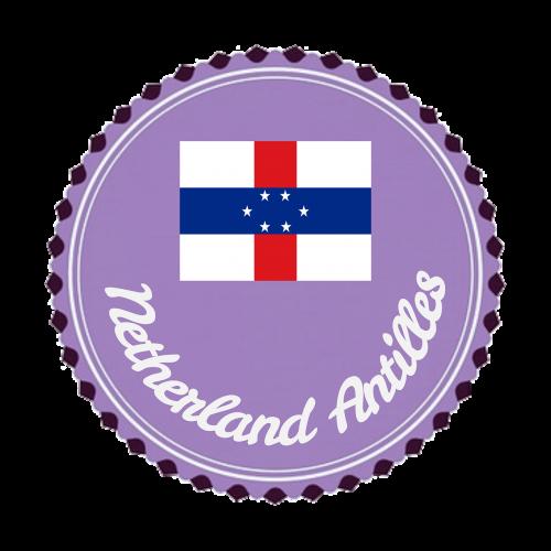 badge netherland antilles flair