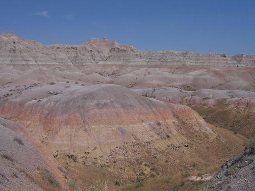 badlands desert national park