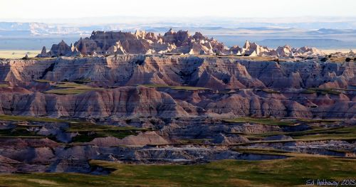 badlands at sunset,Pietinė Dakota,siena,badlands,geologija,kraštovaizdis,dykuma,peizažas,natūralus,laukiniai,lauke,aplinka,vaizdingas,žemė,gamta,formavimas