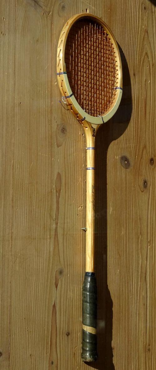 Badminton Or Squash Racquet
